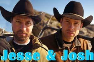 Jesse Feldman and Josh Feldman
