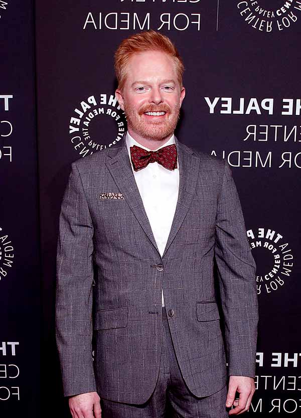 Image of Jesse Tyler Ferguson height is 5 feet 10 inches