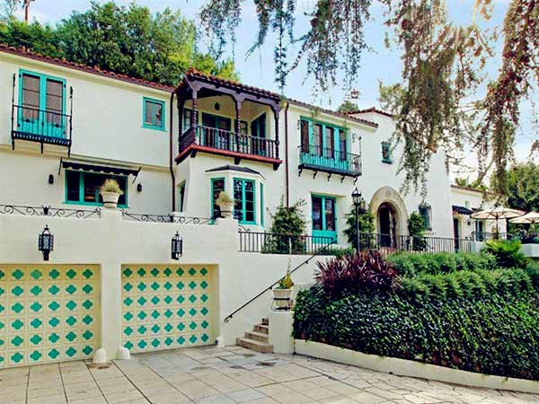 Image of Actor, Jesse Tyler Ferguson Gwen Stefani house