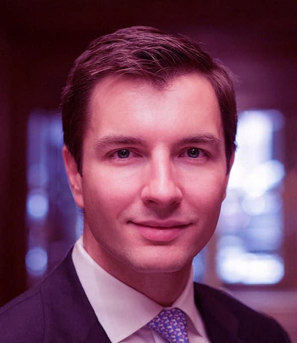 Image of Investment banker, John Jovanovic