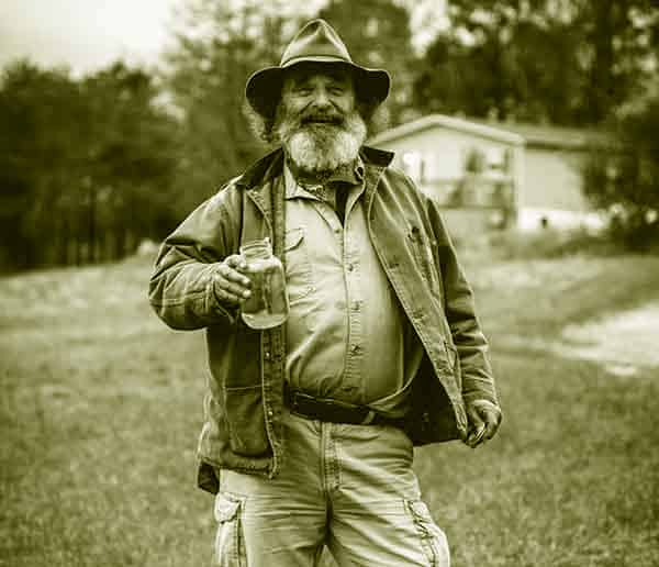 Image of Mountain monsters cast John Tice is still alive and healthy