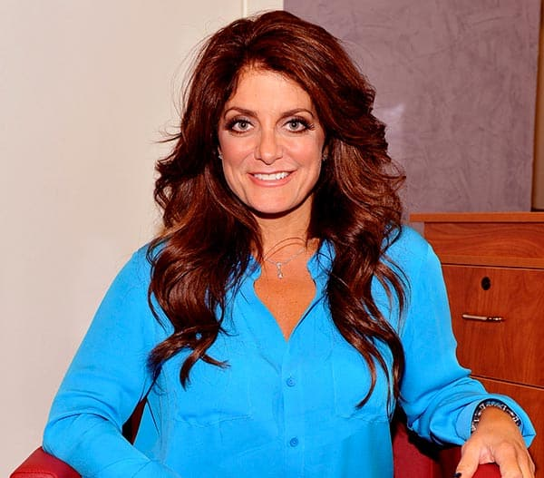 Image of Kathy Wakile from the TV reality show, The Real Housewives of New Jersey