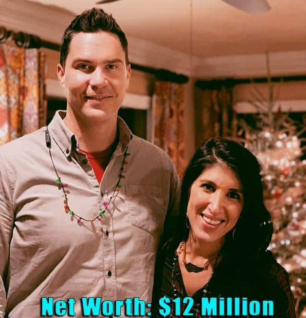Image of Ken and Anita Corsini net worth is $12 million