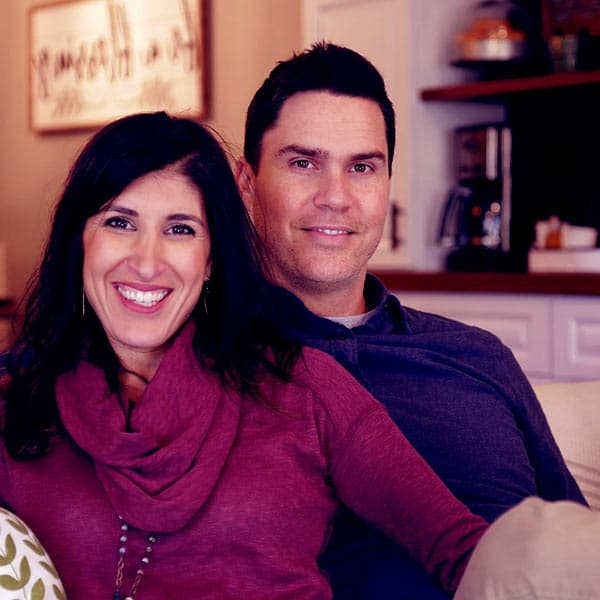 Image of Ken Corsini and Anita Corsini from the TV show, Flip or Flop Atlanta.