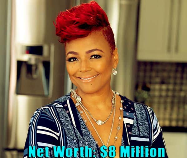 Image of TV Personality, Kim Fields net worth is $8 million