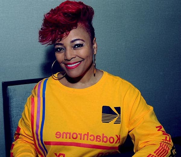 Image of Actress, Kim Fields