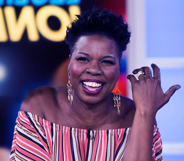 Image of Leslie Jones from the movie, Ghostbusters