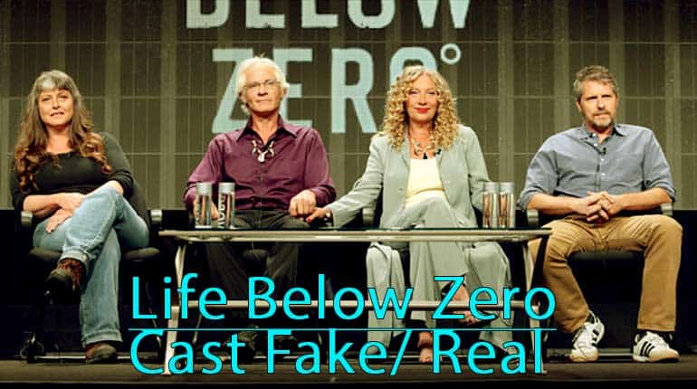 Image of Is Life Below Zero Fake (Scripted) Truth Revealed.