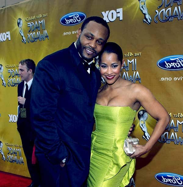 Image of Lisa Wu with her husband Ed Hartwell