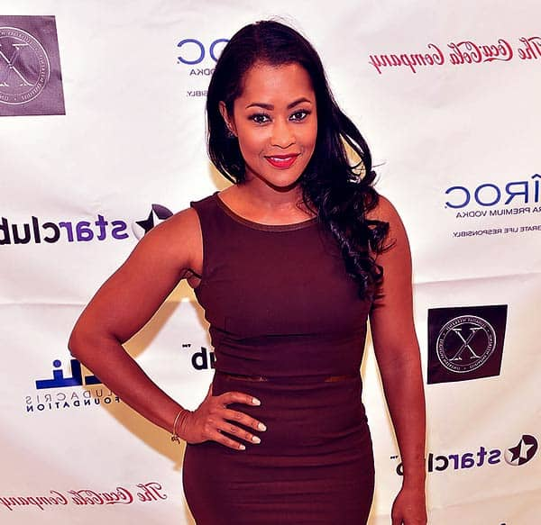 Image of Lisa Wu from the TV show, The Real Housewives of Atlanta