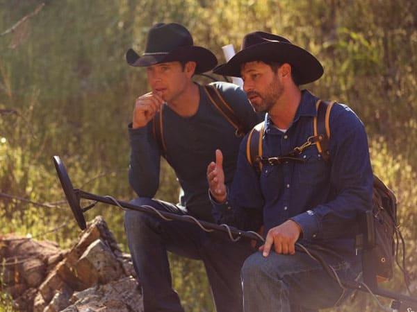 Lost Gold Jesse & Brother Josh Feldman