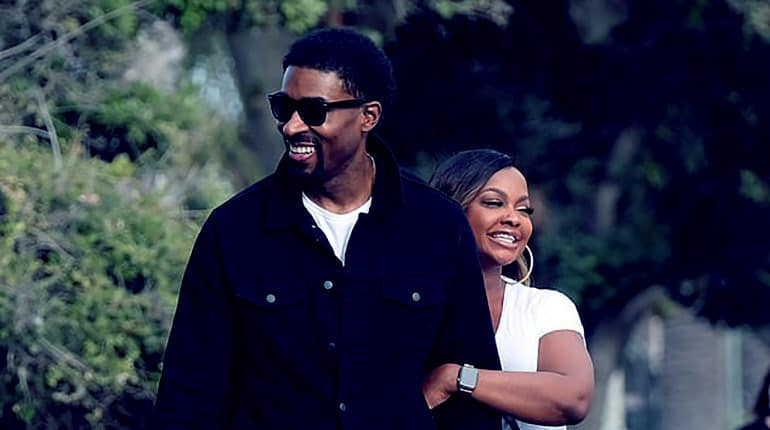 Image of Medina Islam is Phaedra Parks' New Boyfriend after Divorce from Ex-Husband.