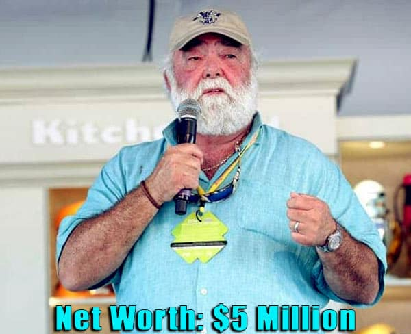 Image of Businessman, Michael Groover net worth is $5 million.