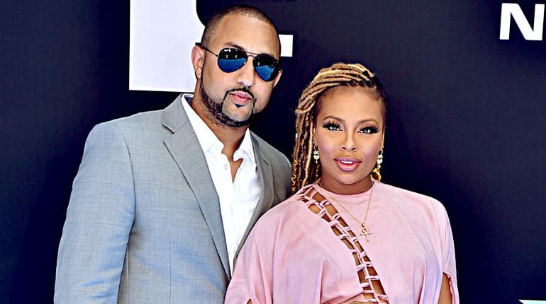 Image of Eva Marcille Husband Michael Sterling Net Worth, Parents, Wikipedia Bio