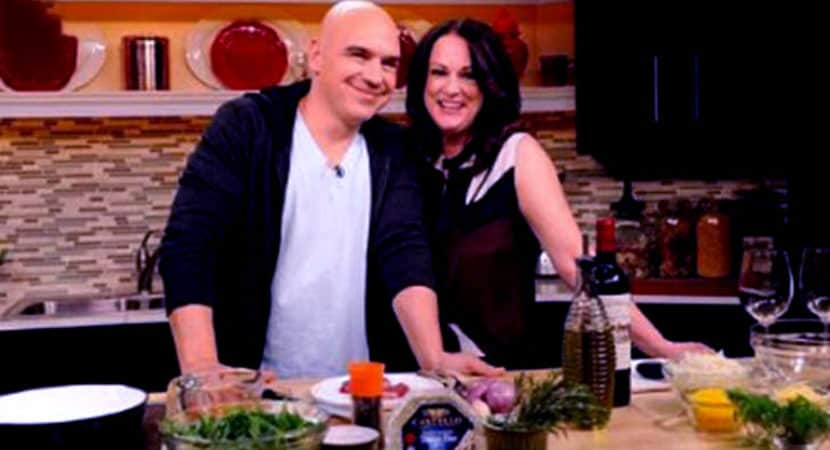 Michael Symon Net worth 2019. Meet his wife Liz Shanahan ...
