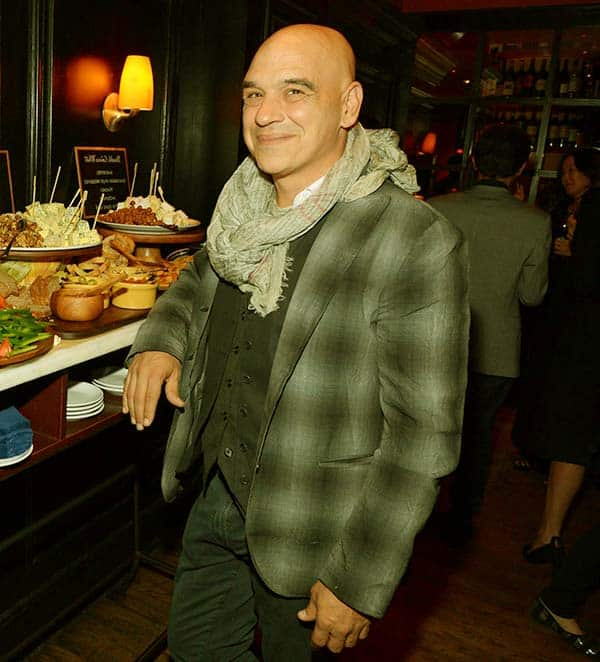 Image of Chef, Michael Symon height is 5 feet 10 inches