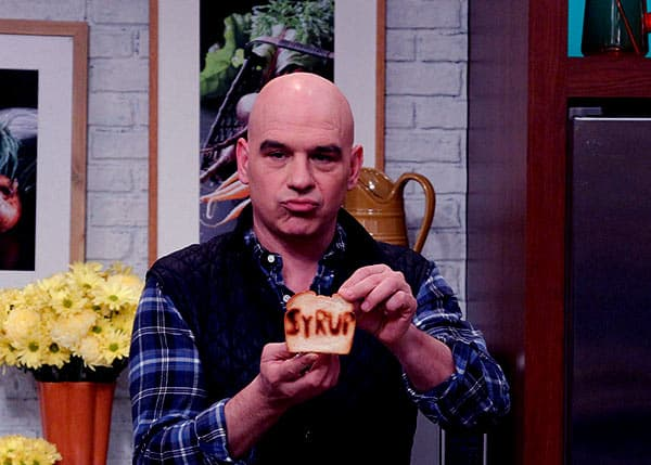 Image of Michael Symon from the TV show, Iron Chef America