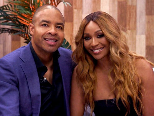 Mike Hill & RHOA Star Cynthia Bailey