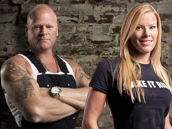 Mike Holmes Daughter Sherry Holmes