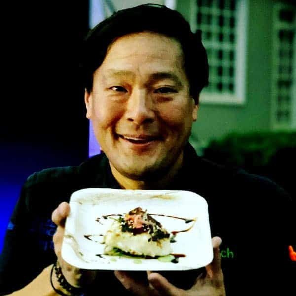 Image of Ming Tsai from the TV show, East Meets West