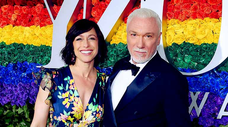 "Image of Paige Davis from ""Trading Spaces"" is Married to Husband Patrick Page."