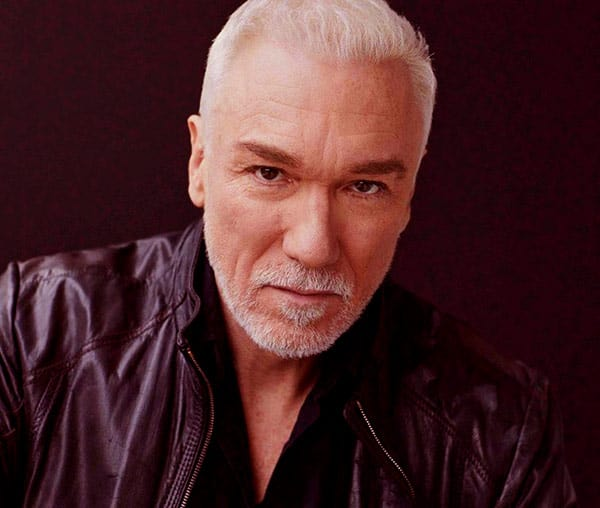Image of American actor, Patrick Page