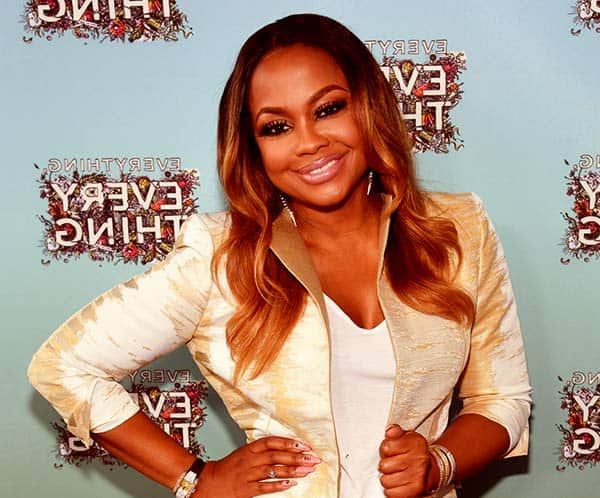 Image of American Lawyer, Phaedra Parks net worth is $8 million