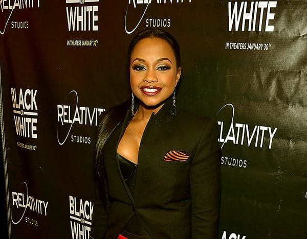 Image of Phaedra Parks from the TV show, Real Housewives of Atlanta.
