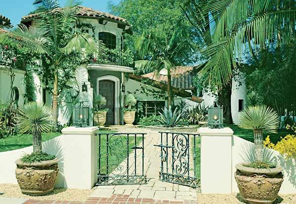 Image of Producer, Ryan Seacrest house