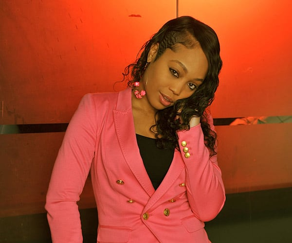 Image of Shamari Fears from the TV show, The Real House Wives of Atlanta