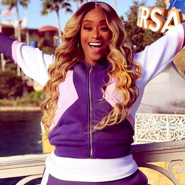 Image of Tami Roman from the TV show, Basketball Wives