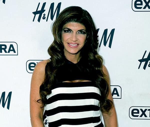 Image of TV Personality, Teresa Giudice net worth is $11 million