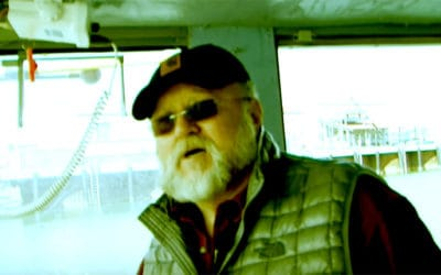 Image of What happened to Vernon Adkison on Bering Sea Gold. His Death