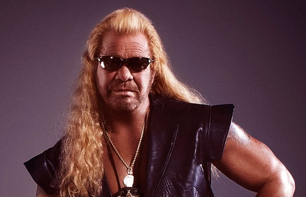 Image of Dog the bounty hunter cast Duane Chapman denied dating