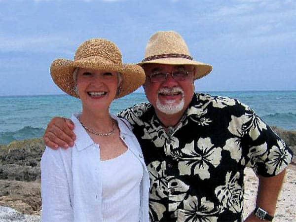 frank bielec his wife Judy Lynn Neal