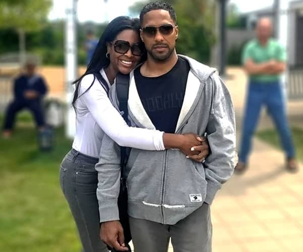 kenya moore husband marc daly
