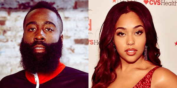 Image of Jordy Woods was also rumoured to be in a relationship with James Harden, which turns out to be fake.