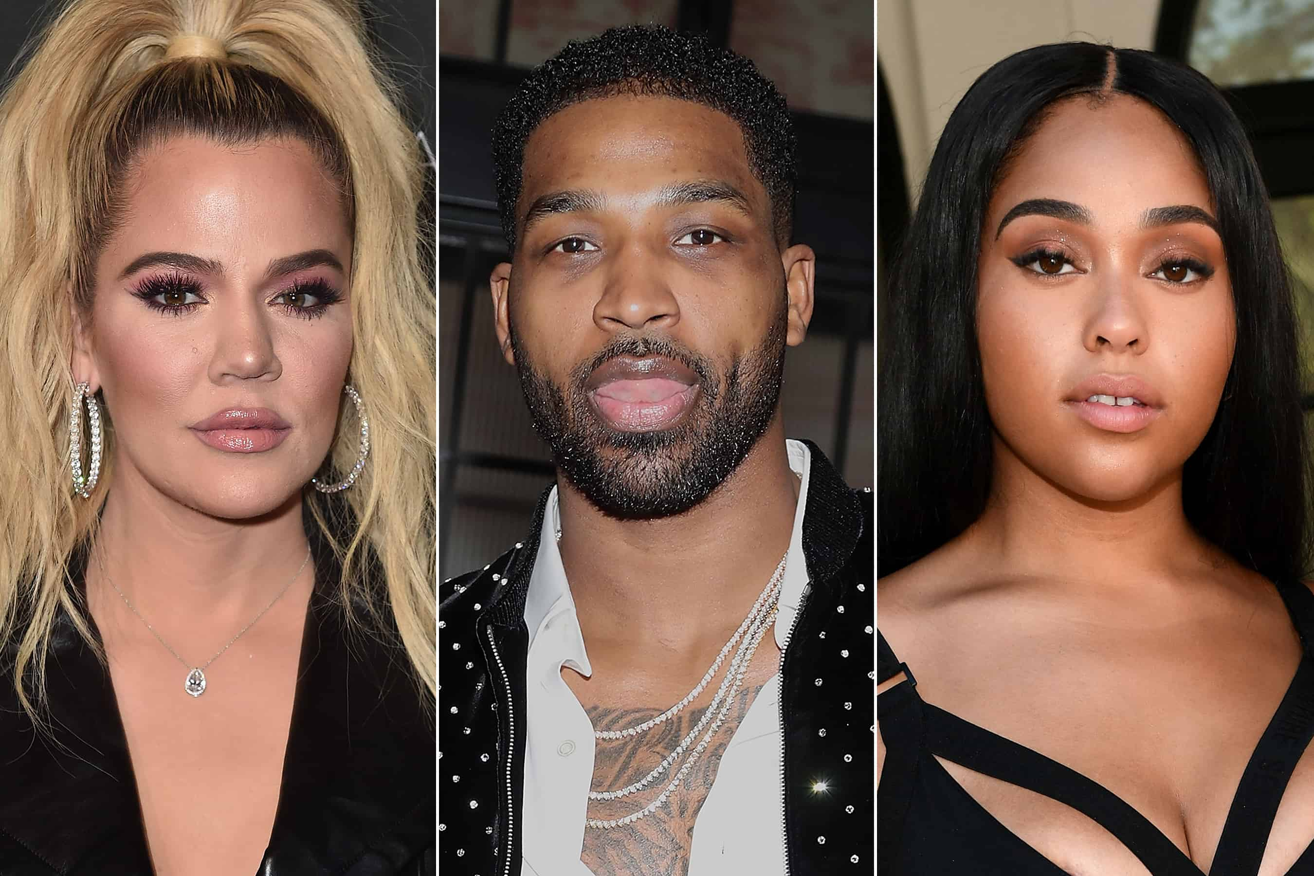Image of Jordyn Woods was alleged to have an affair with Khole's boyfriend, Tristan Thompson, in February 2019.