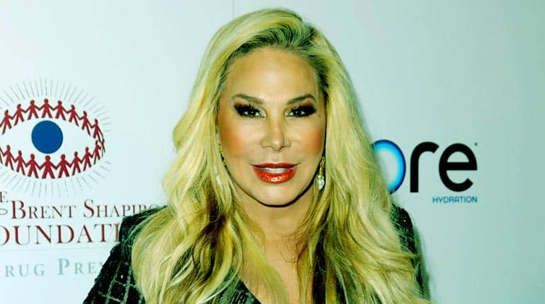 Image of Adrienne Maloof Net Worth 2019.