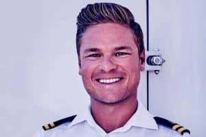 Image of Ashton Pienaar from Below Deck Injury, Health Updates