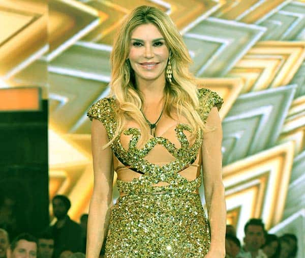 Image of TV Personality, Brandi Glanville net worth is $2 million