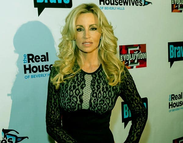 Image of TV Personality, Camille Grammer net worth is $50 million