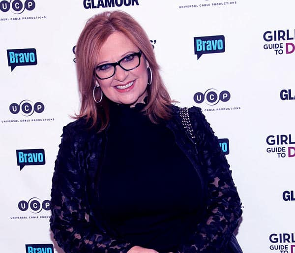 Image of The Real Housewives of New Jersey cast Caroline Manzo