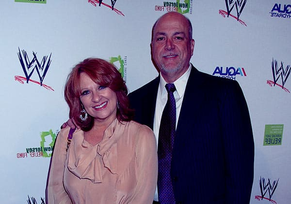 Image of Caroline Manzo with her husband Albert Manzo