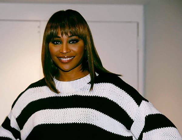 Image of Cynthia Bailey from the TV reality show, The Real Housewives of Atlanta