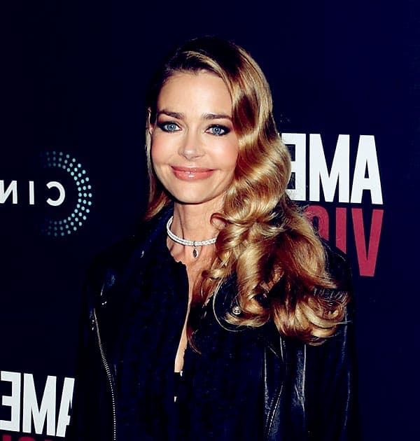 Image of American actress, Denise Richards net worth is $12 million