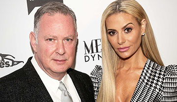 Dorit Kemsley and her husband Paul Kemsley