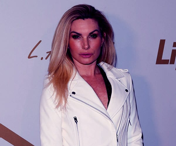 Image of Eden Sassoon from the TV reality show, The Real Housewives of Beverly Hills