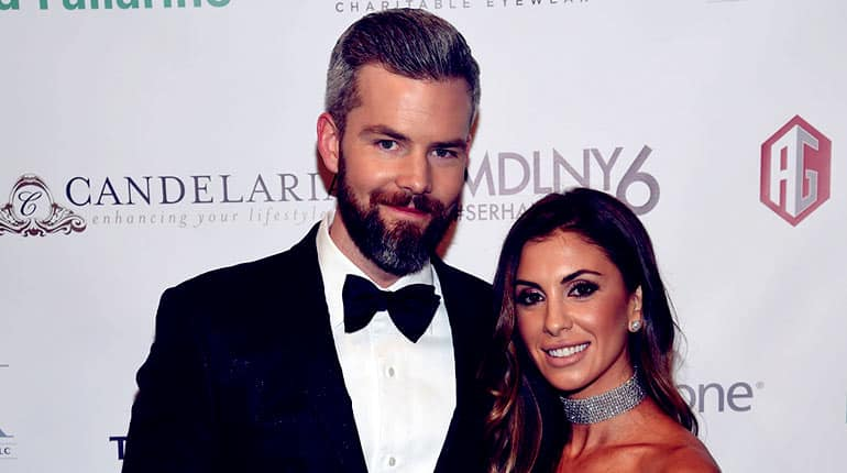 Image of Ryan Serhant Wife Emilia Bechrakis Wiki, Biography, Facts.
