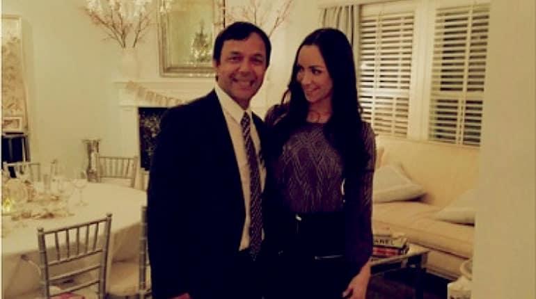 Image of Guraish Aldjufrie [Kyle Richards Ex-Husband] Net Worth, Nationality, Wiki, bio.